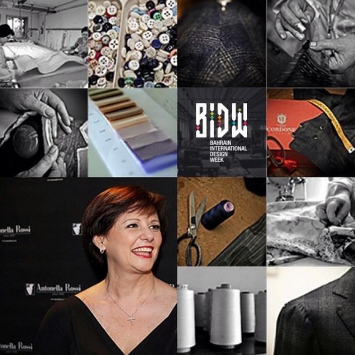 """Haute Couture - femininity of 1950s design. Antonella Rossi's creativity "" What to expect at Bahrain International Design Week 2013 (BIDW) What to expect at Bahrain International Design Week 2013 (BIDW) 4BIDW e1385469135133"
