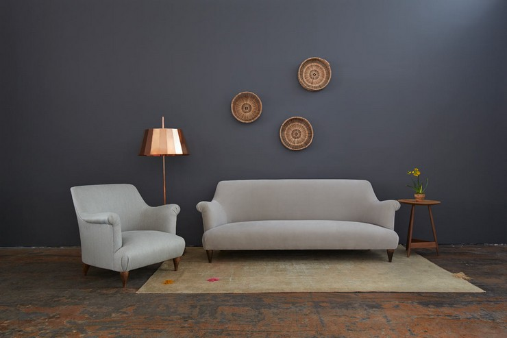 """""""It's also time to review the biggest trends and to highlight the brands from which we will not want to miss a thing throughout 2014. This way we start by selecting the 2013 best design sofas."""" 2013 Best design sofas 2013 Best design sofas Goddard Sofa Armchair Setting1"""