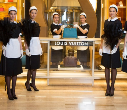 LOUIS VUITTON Townhouse Opening