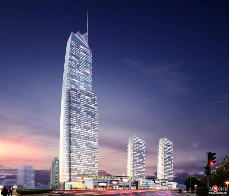 Tallest Building In Chicago Under Construction