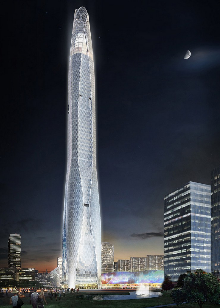 world�s tallest buildings under construction