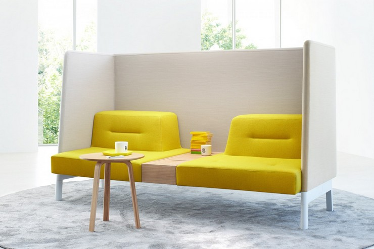 """""""It's also time to review the biggest trends and to highlight the brands from which we will not want to miss a thing throughout 2014. This way we start by selecting the 2013 best design sofas."""" 2013 Best design sofas 2013 Best design sofas ophelis docks bjoern meier sofa highback1"""
