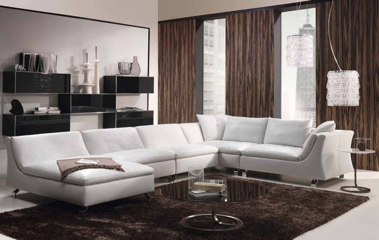 """""""It's also time to review the biggest trends and to highlight the brands from which we will not want to miss a thing throughout 2014. This way we start by selecting the 2013 best design sofas."""" 2013 Best design sofas 2013 Best design sofas white sofa1"""
