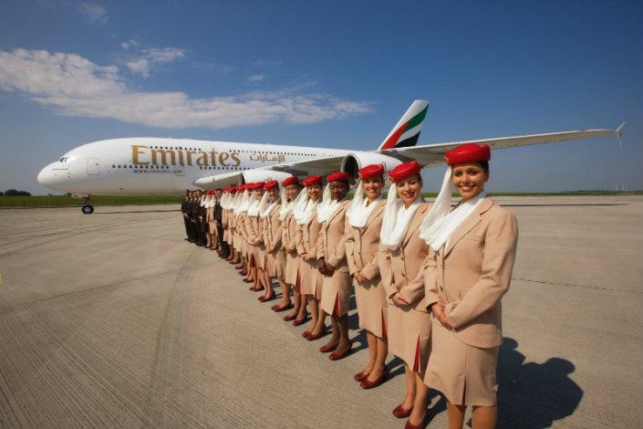 World's Best Luxury Airlines - Emirates