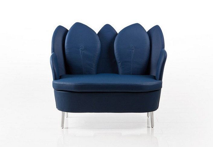 """""""There are certain pieces that everyone will talk about during the fair IMM Cologne 2014."""" Most wanted pieces at IMM 2014 Most wanted pieces at IMM 2014 6071 morning dew sofas 0101"""