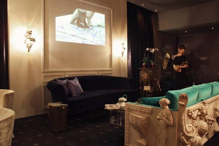 COVET LOUNGE – Celebrating design with friends!  COVET LOUNGE – Celebrating design with friends! BRABBUs Higlights in Maison et Objet Paris 2014 MAREE at Covet Lounge e1390833340291