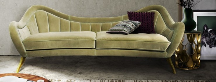 Contemporary living ideas at Maison&Objet Paris 2014-HERMES sofa by BRABBU