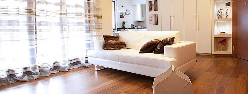 parquet wood flooring 'The Jazz'