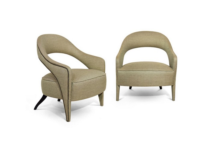 """""""There are certain pieces that everyone will talk about during the fair IMM Cologne 2014."""" Most wanted pieces at IMM 2014 Most wanted pieces at IMM 2014 tellus armchair 1"""