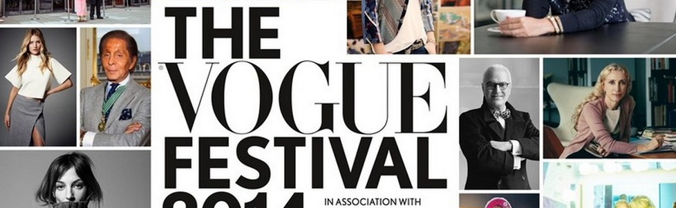 """The third Vogue Festival will take place on Saturday 29 and Sunday 30 March 2014, this year in partnership with Harrods."" Vogue Festival 2014 preview Vogue Festival 2014 preview f5"