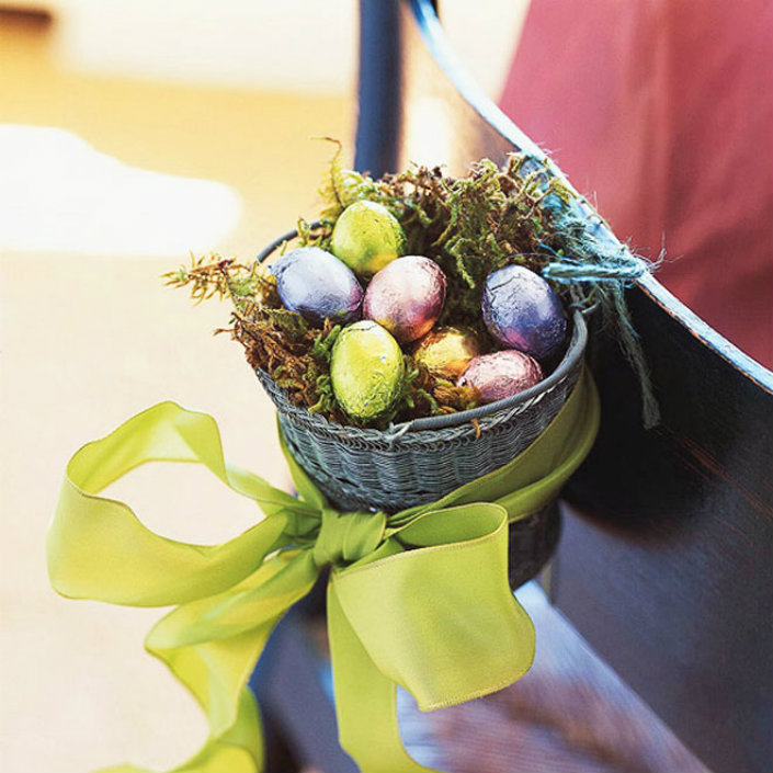 """""""Easter Egg Basket"""" 8 ideas in how to create an Easter Home decoration 2014 8 ideas in how to create an Easter Home decoration 2014 8 ideas in how to create an Easter Home decoration 2014 Easter Egg Basket"""