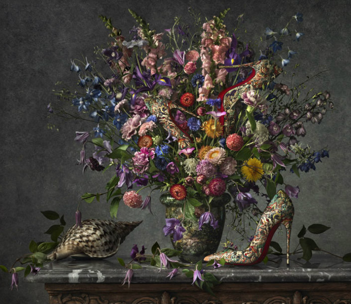 """""""Louboutin collection in Impressionism Art reinterpreted by Peter Lippman"""" Louboutin collection in Impressionism Art reinterpreted by Peter Lippmann Louboutin collection in Impressionism Art reinterpreted by Peter Lippmann Louboutin collection in Impressionism Art reinterpreted by Peter Lippman 3"""