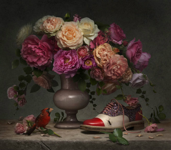"""""""Louboutin collection in Impressionism Art reinterpreted by Peter Lippman"""" Louboutin collection in Impressionism Art reinterpreted by Peter Lippmann Louboutin collection in Impressionism Art reinterpreted by Peter Lippmann Louboutin collection in Impressionism Art reinterpreted by Peter Lippman 7"""