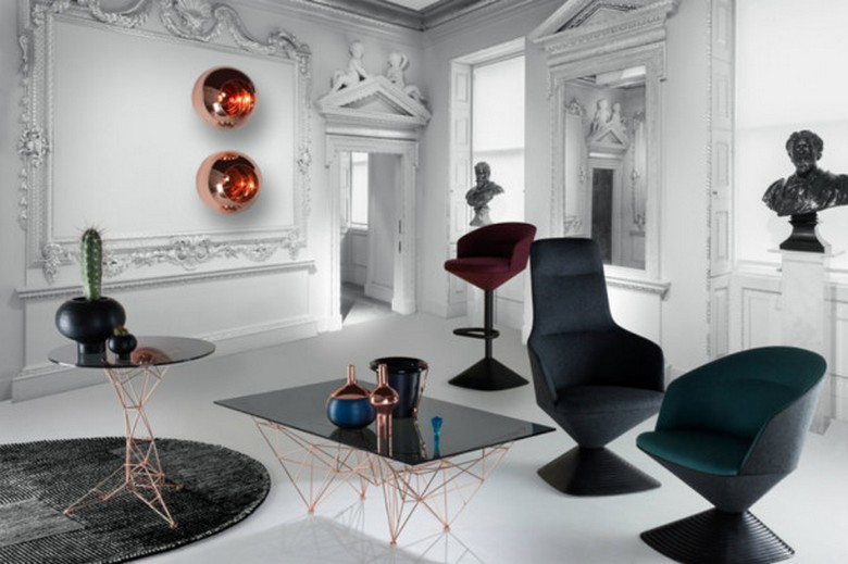 """""""iSaloni already started and it's unavoidable to check it out all the latest trend designs that really count until 13th April. """" iSaloni 2014 the best so far iSaloni 2014 the best so far Tom Dixon unveils new collection at Milan Design Week 2014 Pivot Collection 610x4061"""