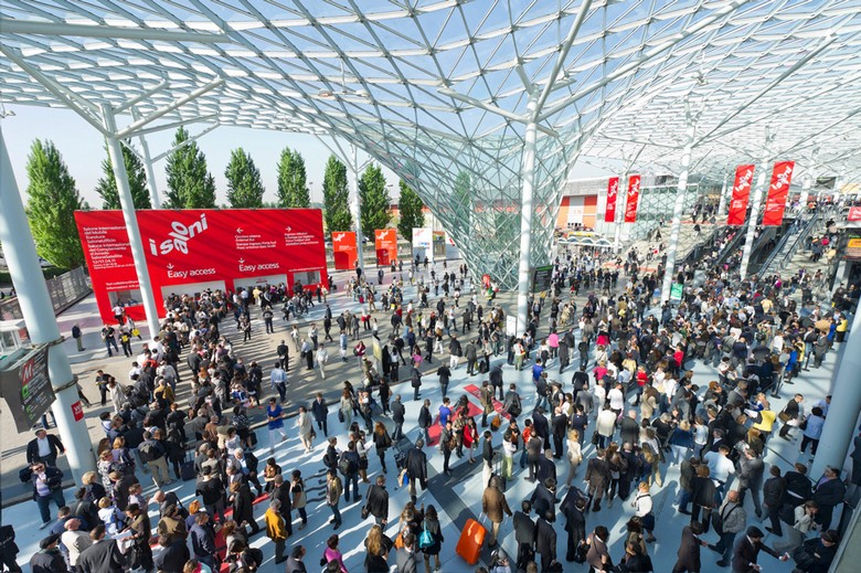 """""""iSaloni already started and it's unavoidable to check it out all the latest trend designs that really count until 13th April. """" iSaloni 2014 the best so far iSaloni 2014 the best so far photo by Alessandro Russotti"""
