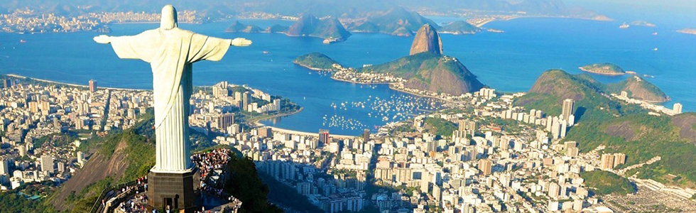 Time to get away, where are you headed next? Time to get away, where are you headed next? Brazil Rio de Janeiro