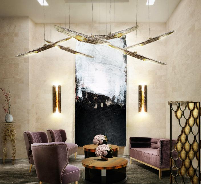Modern Furniture Design Pieces At Maison Et Objet Paris