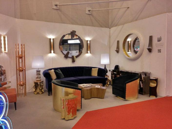 """""""100 Design London opened in big style with Starck's inspiration """" 100 Design London opened in big style with Starck's inspiration 100 Design London opened in big style with Starck's inspiration 100 Design London opened in big style with Starcks inspiration BRABBU"""
