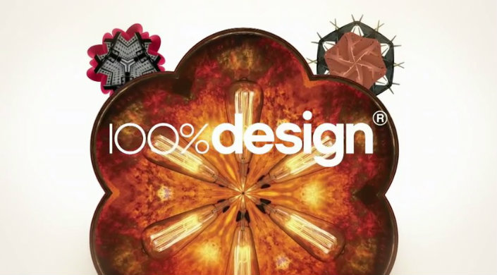 """""""100 Design London opened in big style with Starck's inspiration-Philippe Starck inspiration-Kaleidescope"""" 100 Design London opened in big style with Starck's inspiration 100 Design London opened in big style with Starck's inspiration Philippe Starck inspiration Kaleidescope"""
