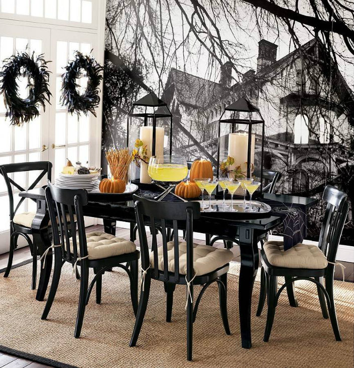 Easy Dining Room Decorating, Dining Room Decorating Ideas