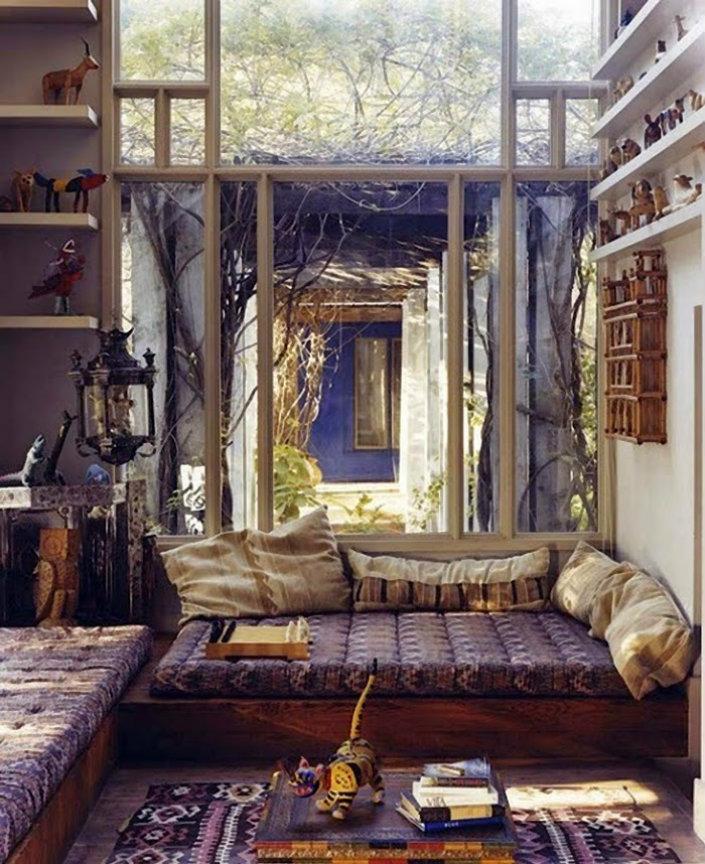 Simple Decor Ideas For A Bohemian Style Home 1 Brabbu Design Forces