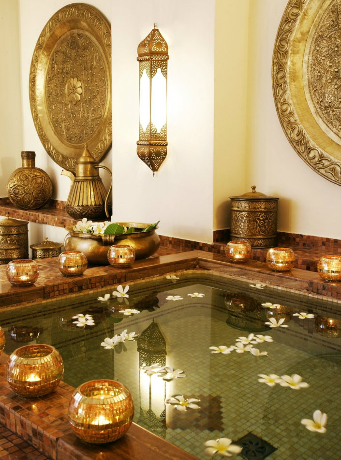 9 simple ideas for a bohemian style home decor for Moroccan style decor in your home