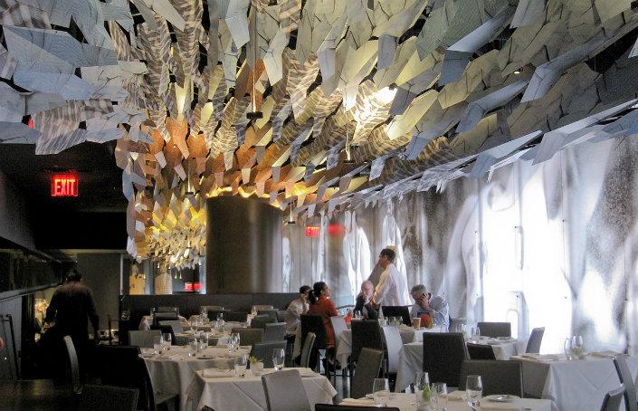 World Interiors News Awards 2014: The Greatest Restaurants