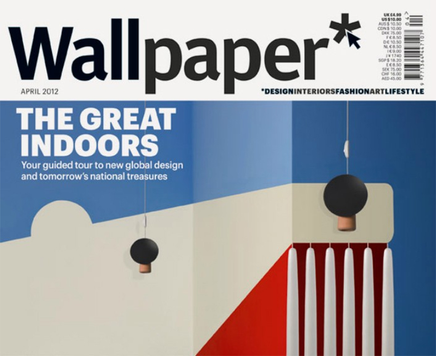 Top 5 USA Interior Design Magazines Wallpaper