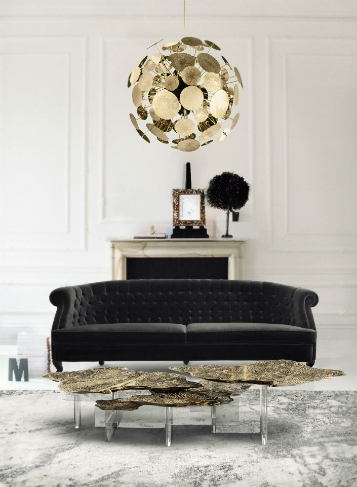 ... 4 Living Room Lamps That Will Unveil The Magic Of Your Interior Decoration  4 Living Room