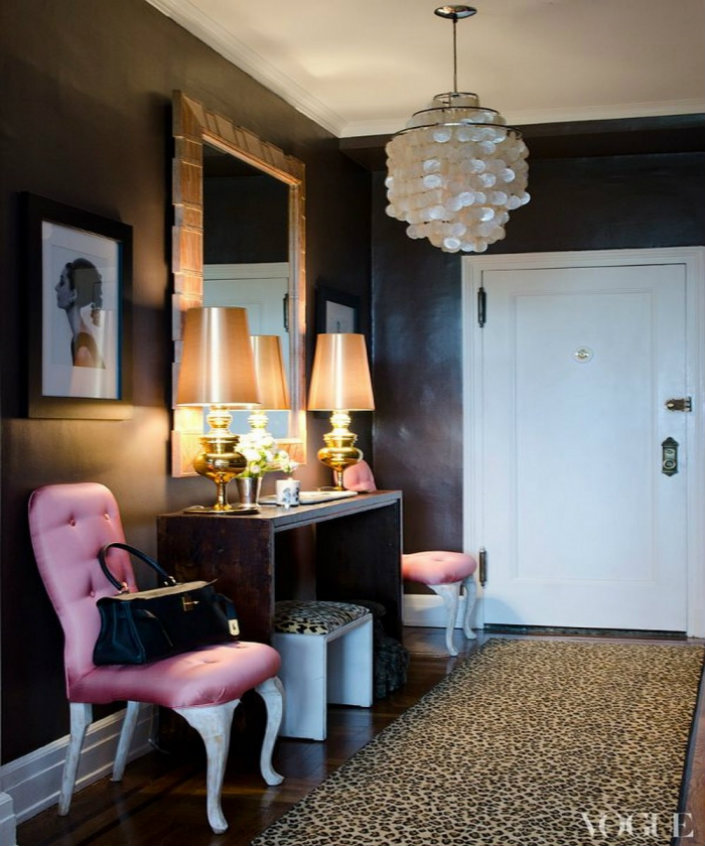 6 Ideas For Big Hallways Using Large Wall Mirror