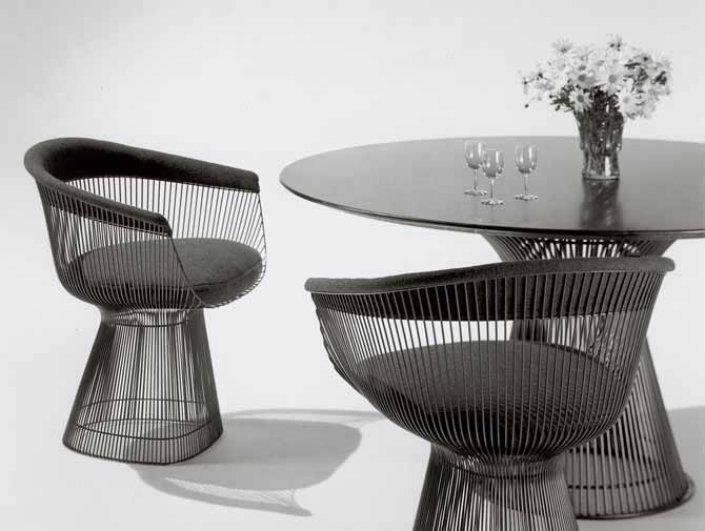 5 modern round dining room table. Black Bedroom Furniture Sets. Home Design Ideas