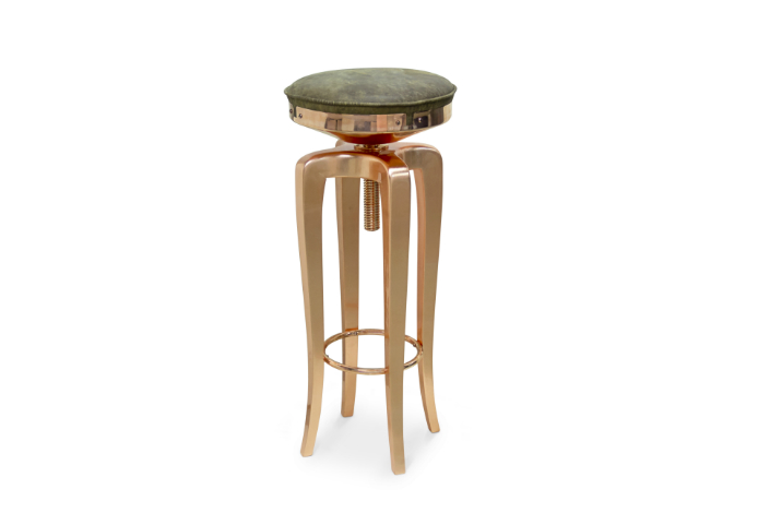 5 Swivel Bar Stools Ideas And Styles For Sophisticated Interiors 1