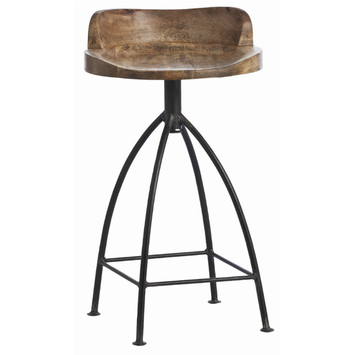 5 Swivel Bar Stools Ideas And Styles For Sophisticated Interiors 3