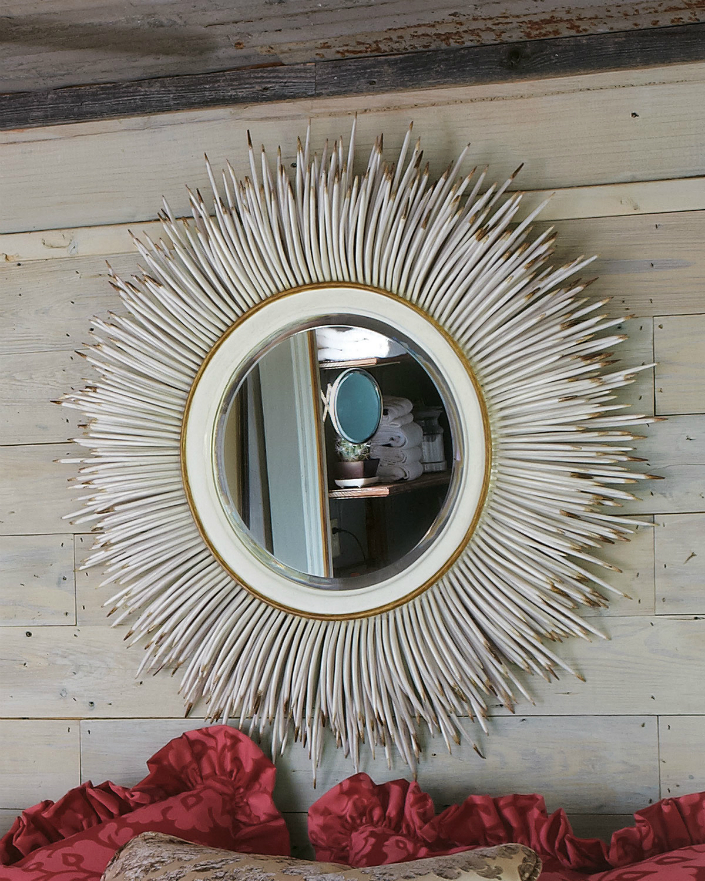 8 Ideas To Use A Round Mirror In Large Living Room Porcupine Quill