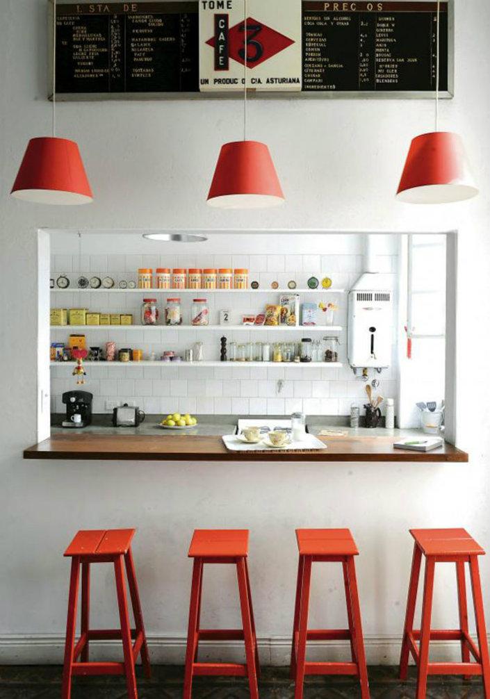 8 Kitchen Stools Ideas For Modern Kitchens 12