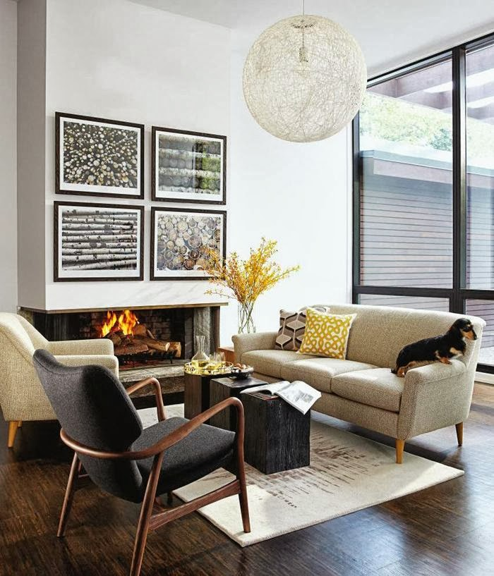 8 Modern Accent Chairs For A Super Chic, Modern Living Room Chairs