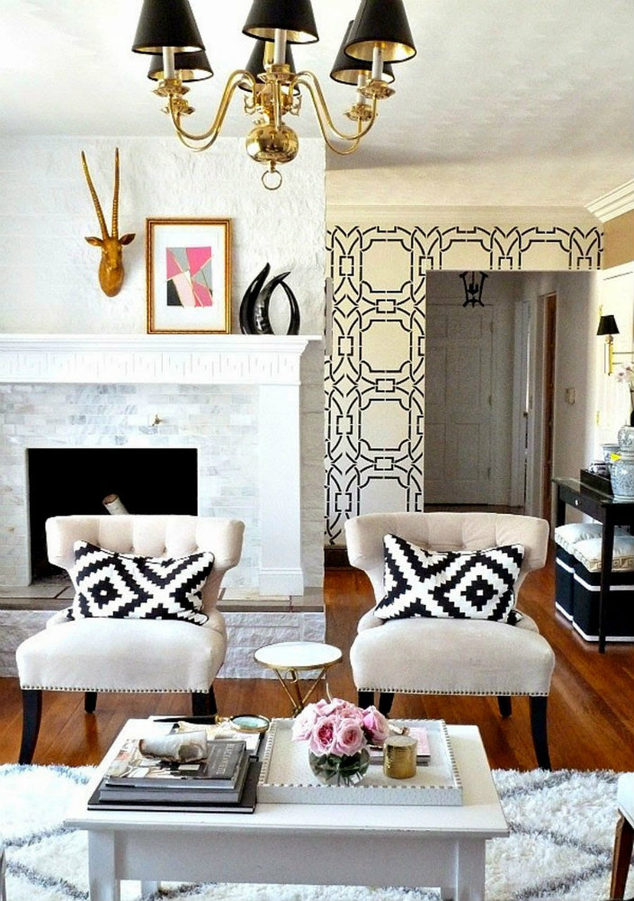 8 Modern Accent Chairs For A Super Chic, Modern Living Room Accent Chairs