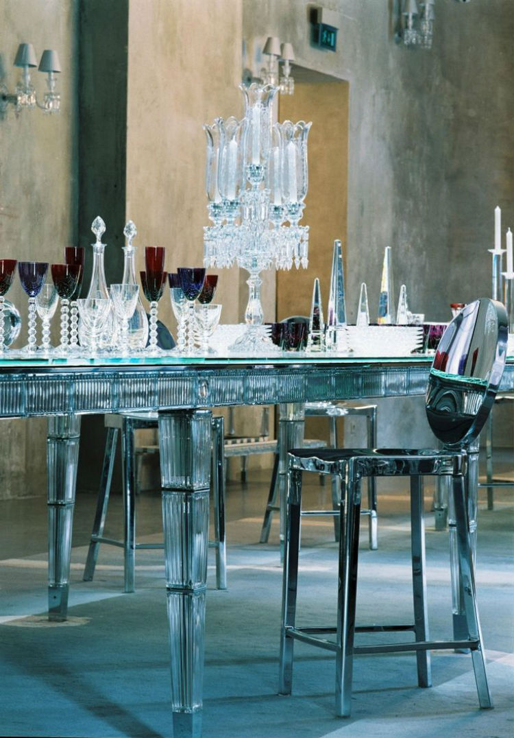 Best counter stools for Hospitality design 7 Paris Design by Philippe Stark