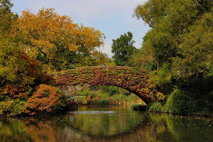 Top 10 magical bridges by BRABBU: An unforgettable travel Top 10 magical bridges by BRABBU: An unforgettable travel Top 10 magical bridges by BRABBU: An unforgettable travel Gapstow Bridge New York USA