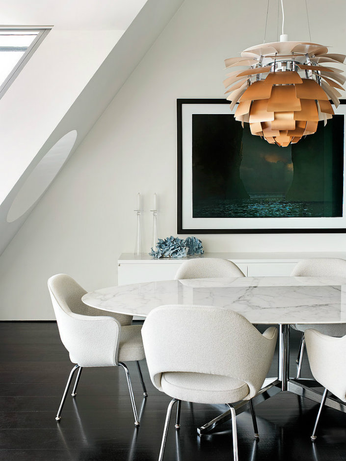 """""""Marble Dining Tables,the perfect material for Decoration-sydney-harbour-penthouse-by-sarah-davison-interior-design"""" Marble Dining Tables, the perfect material for Decoration Marble Dining Tables, the perfect material for Decoration Marble Dining Tablesthe perfect material for Decoration sydney harbour penthouse by sarah davison interior design 4"""