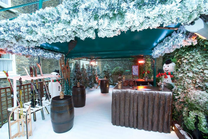 Montague on the Garden Hotel Which of London's best Hotels should i book for Christmas Eve? Which of London's best Hotels should i book for Christmas Eve? Montague on the Garden Hotel