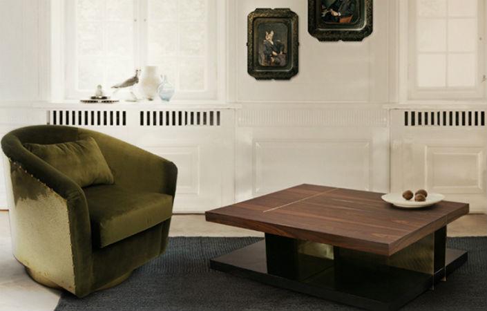 Rectangular Coffee Table 2