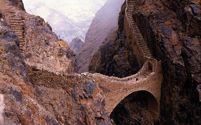 Top 10 magical bridges by BRABBU: An unforgettable travel Top 10 magical bridges by BRABBU: An unforgettable travel Top 10 magical bridges by BRABBU: An unforgettable travel Shahara Bridge Yemen