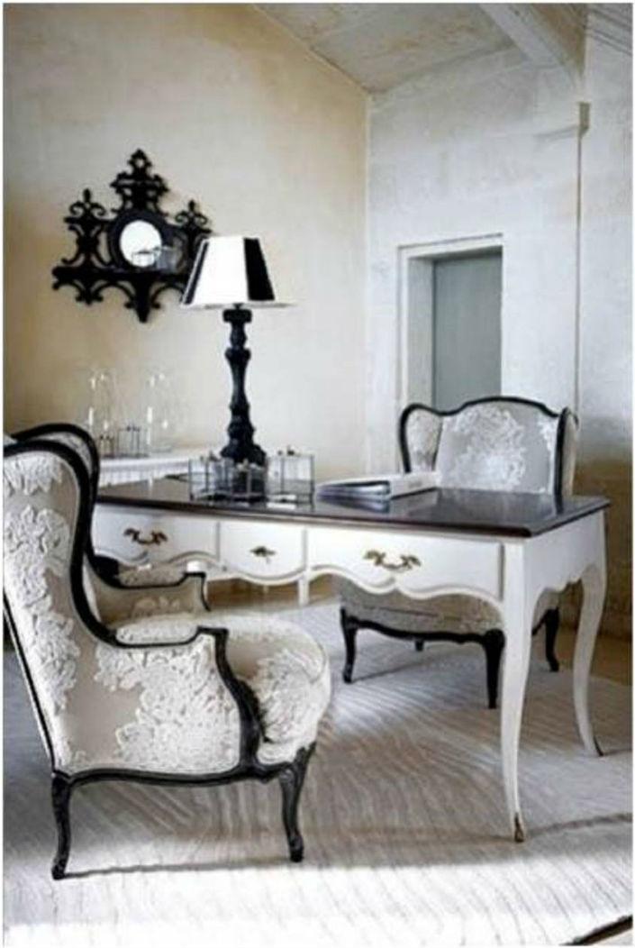 Office Luxury Mid Century Brabbu, Elegant Office Furniture