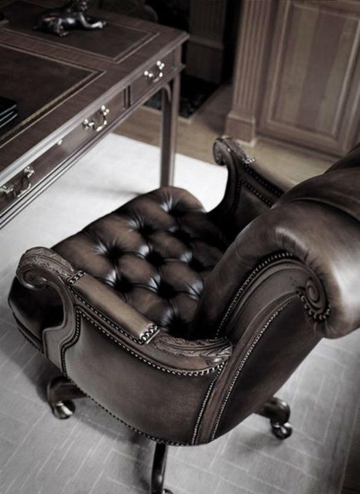 Office Luxury Vintage Brabbu, Elegant Office Furniture