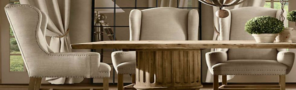 The Most Comfy Upholstered Dining Room Chairs BRABBU Design