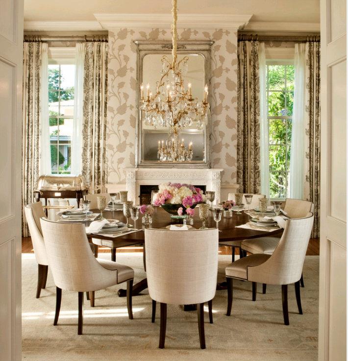 The Most Elegant Round Dining Table Decor Ideas Lgb Interiors