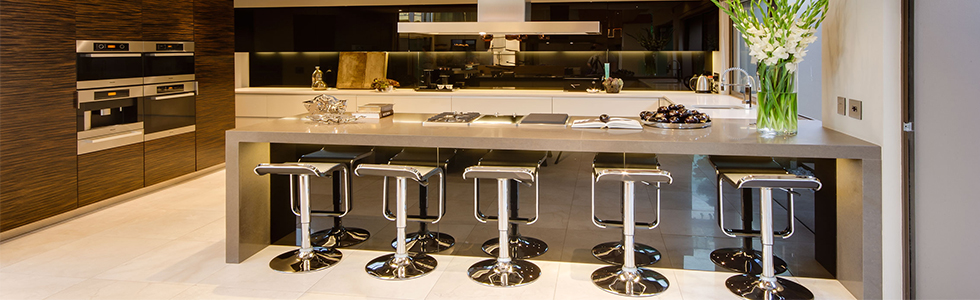 The Perfect Counter Stools For A Modern Kitchen