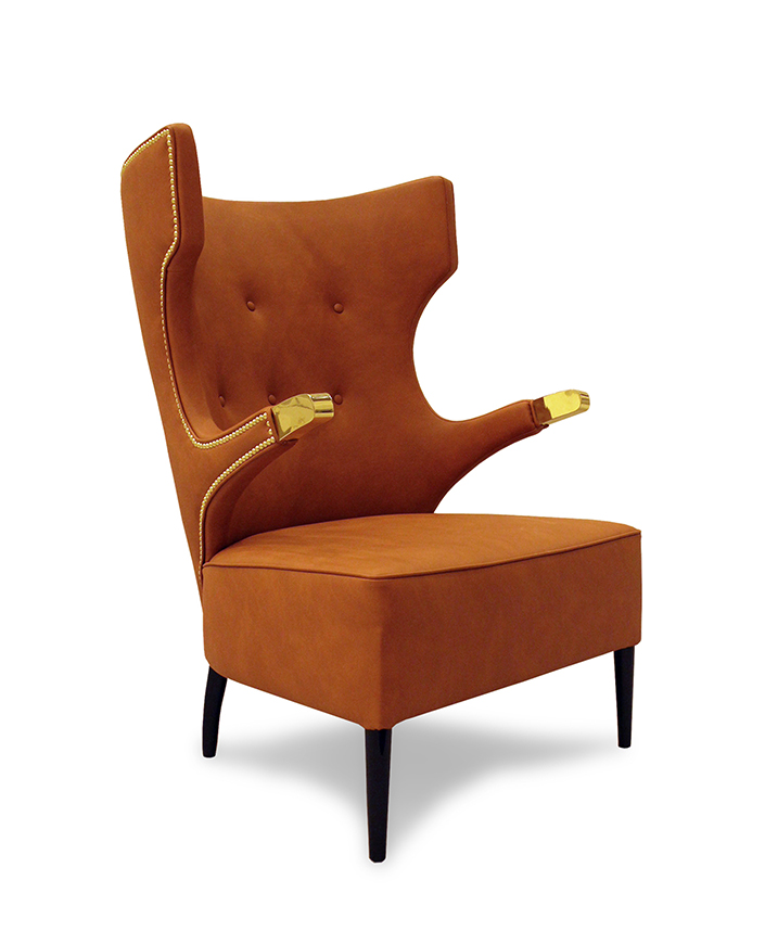 Decorate your bedroom with a wingback chair 5 Decorate your bedroom with a wingback chair Decorate your bedroom with a wingback chair The perfect wing chair for a cozy living room 3