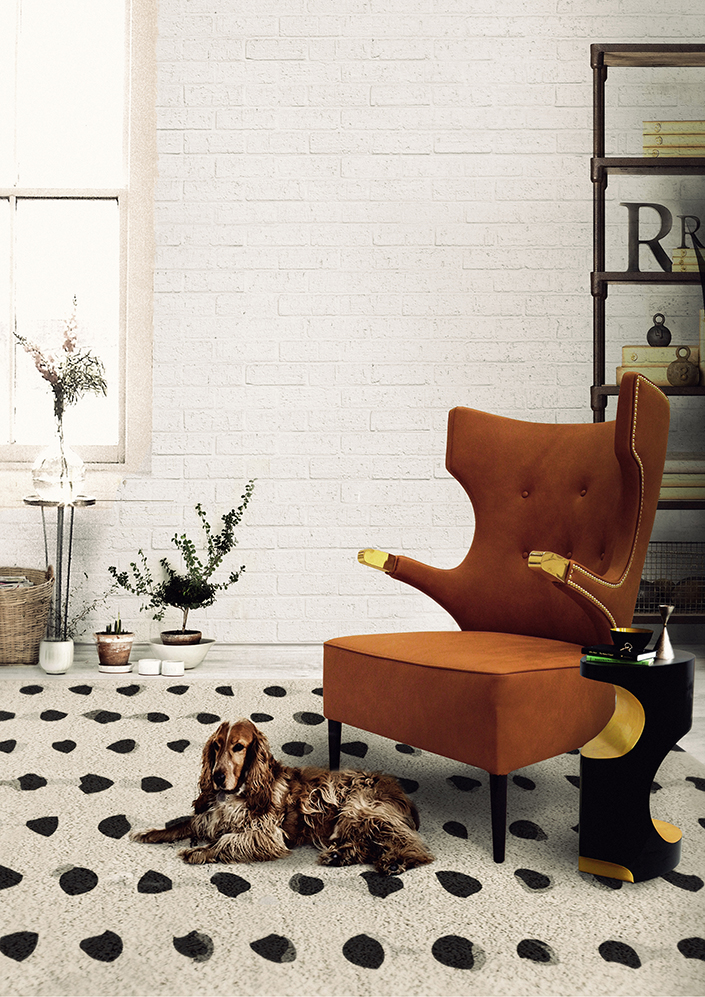 The perfect wing chair for a cozy living room 5 The perfect wing chair for a cozy living room The perfect wing chair for a cozy living room The perfect wing chair for a cozy living room 5